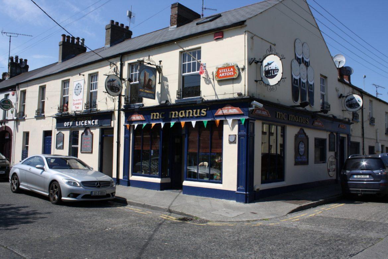 mcmanus' bar bids