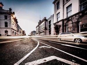 Louth County Council clean streets