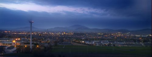 Crowne Plaza Dundalk Roof Top View