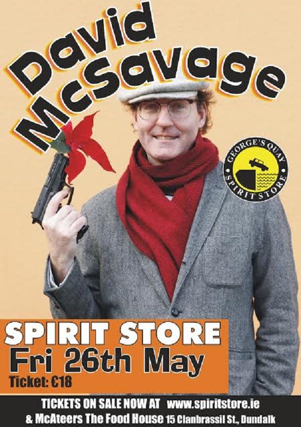 David McSavage