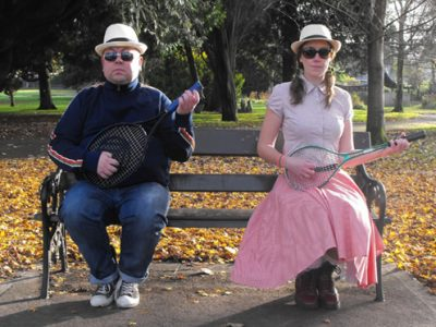Fred & Alice at An Táin Arts Centre Dundalk