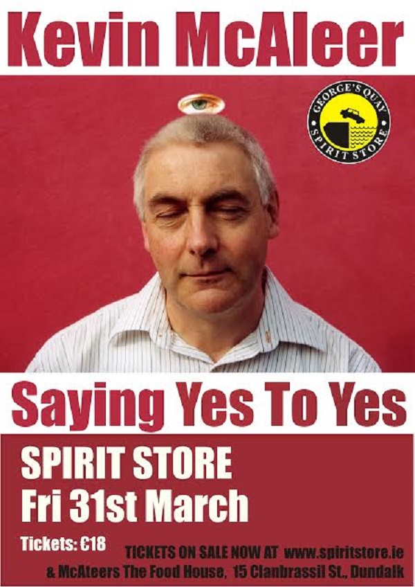 Kevin McAleer Saying Yes to Yes