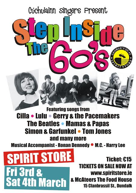 Step inside the 60s at Spirit Store Dundalk
