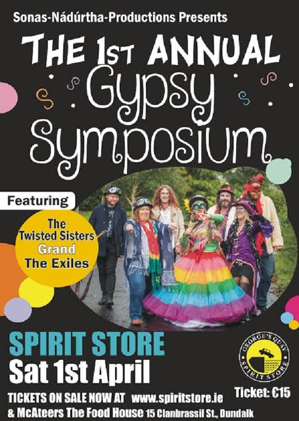 The 1st Annual Gypsy Symposium