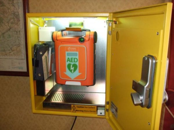 5 planned locations in Dundalk for public defibrillators