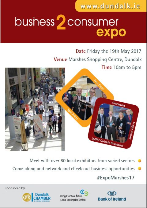 Dundalk Chamber Business Expo 2017 Marshes Shopping Centre