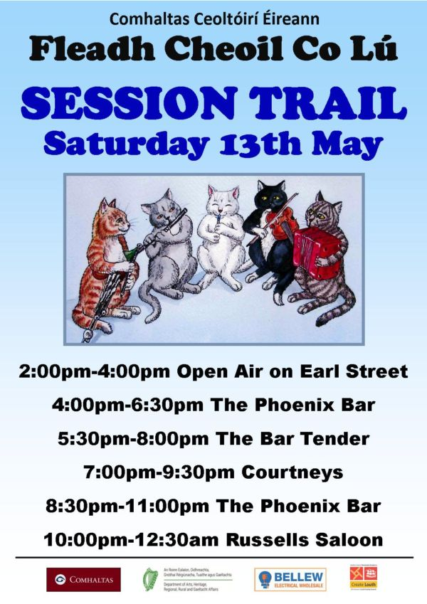 Louth Fleadh 2017 Poster for Session Trail resized