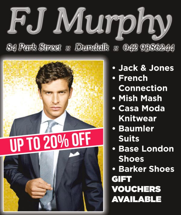 FJ MURPHY Dundalk Special Offers