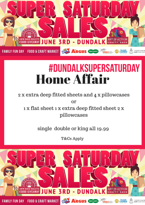 Home Affair Super Saturday 2017