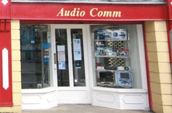 Audio Comm