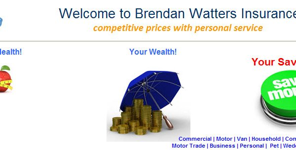 Brendan Watter Insurance Ltd