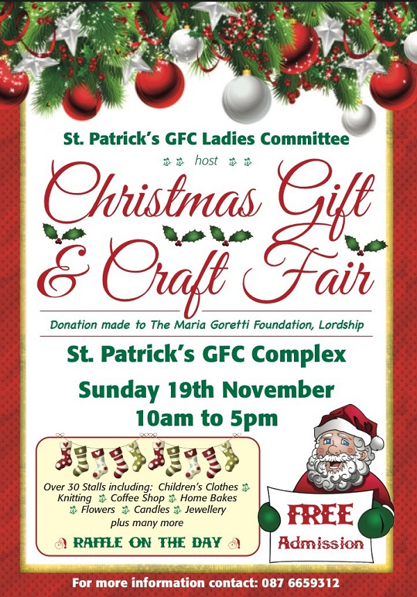 Christmas Craft and Gift Fair Res.