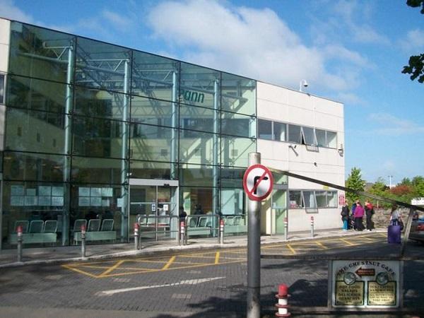 Bus Éireann - Dundalk Town