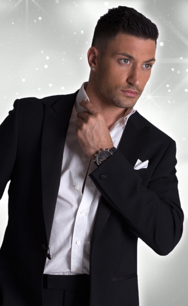 Giovanni Pernice - Born to Win Thursday 3rd May 2018