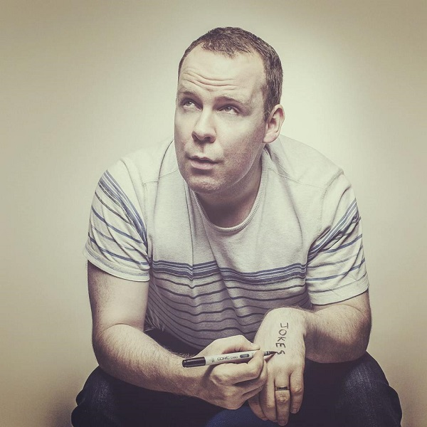 "Neil Delamere ""Butch Cassidy & The Sundance Pensioner"" Fri 20th April"