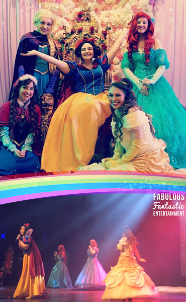 Children's Theatre: The Princess Concert Ball 3rd Feb 2018