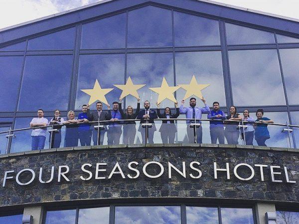 Four Seasons Hotel Spa & Leisure Club