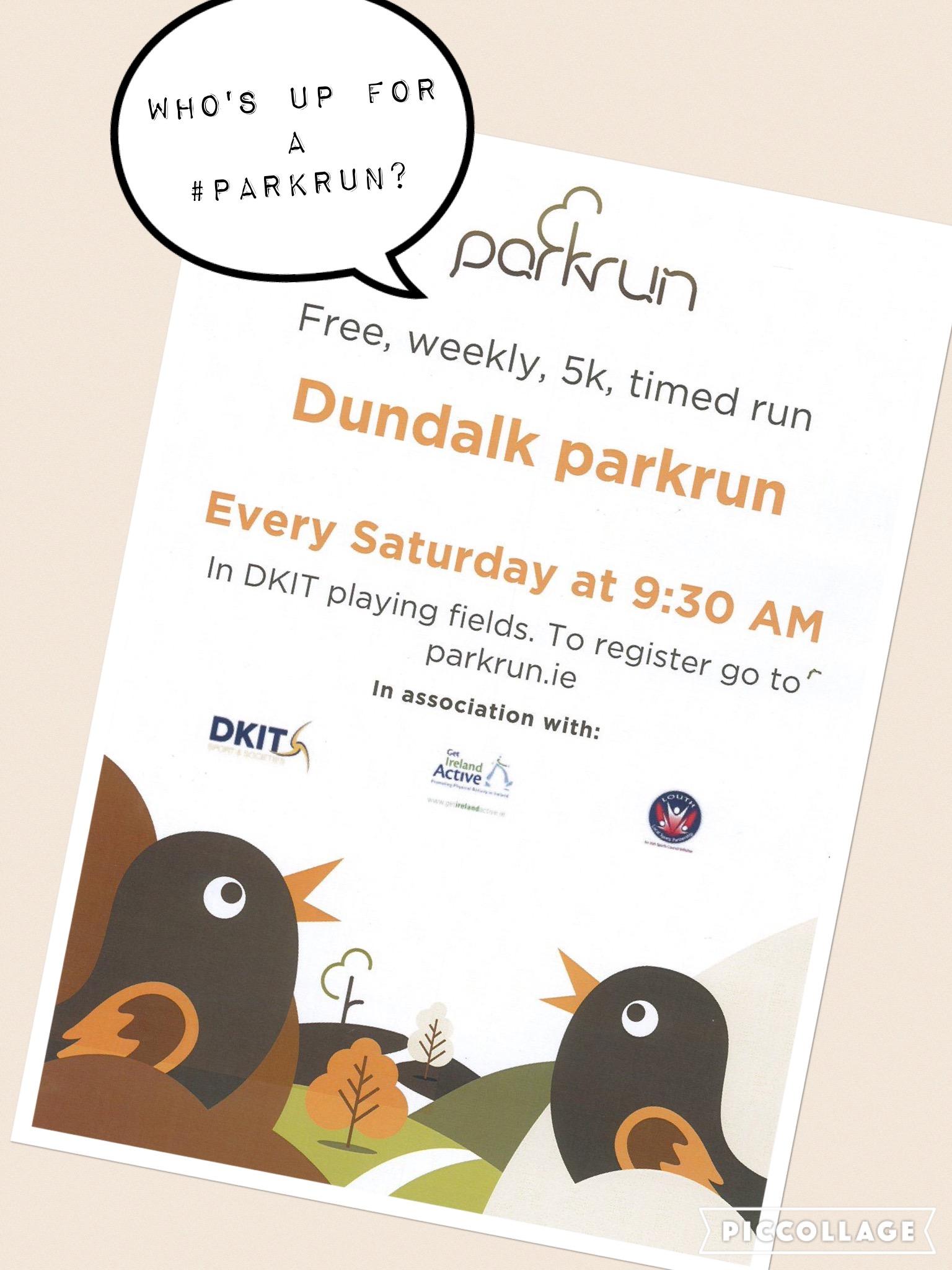 Dundalk Parkrun 2018