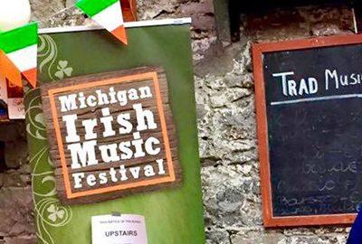 Michigan Irish Music Initiative Sat 14th April The spirit Store