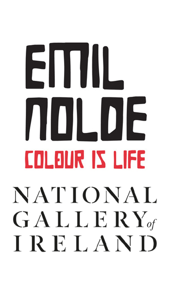 Artist Talk - Emil Nolde: Colour is Life ~An Táin Arts Centre Sat 19th May
