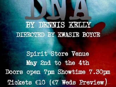 M.A.D Youth Theatre Presents DNA By Dennis Kelly
