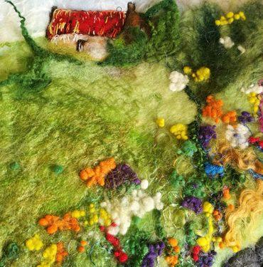 Bridge Street Studio Workshops: Felting with Caoilfionn Murphy O'Hanlon