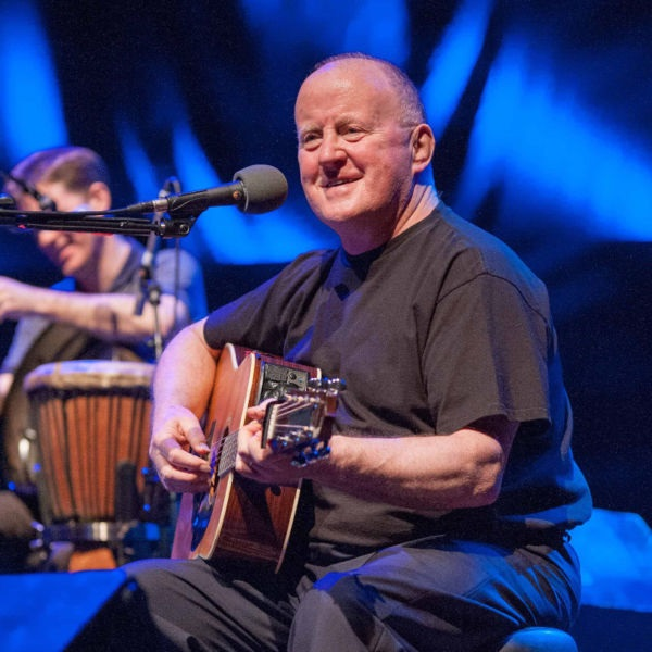 Christy Moore in Concert ~ Friday 6th July Carrickdale hotel