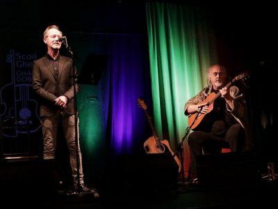 Iarla Ó Lionáird & Steve Cooney Sunday 1st July ~ The Spirit Store