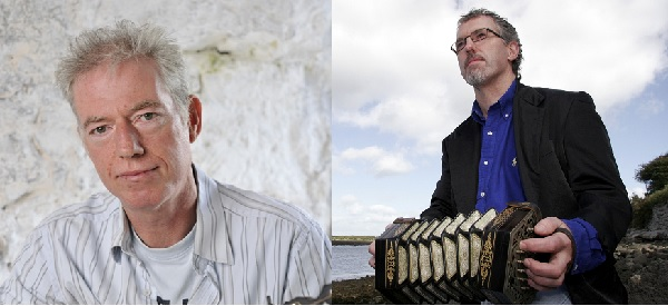 Noel Hill & Brian McGrath Wednesday 20th June Oriel Centre