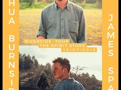 James Spaite & Joshua Burnside ~ The Spirit Store Thursday 19th July