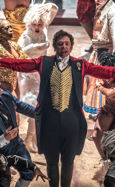 Baby Friendly Screening: The Greatest Showman~ An Táin Arts Centre