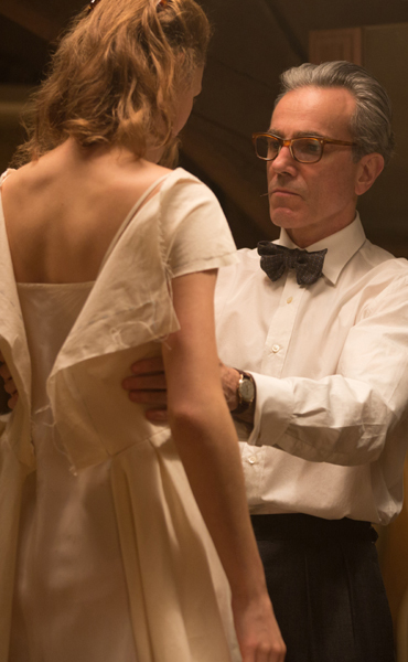 Film: Phantom Thread ~ An Táin Arts Centre & DkIT Dundalk Tues 16th Oct