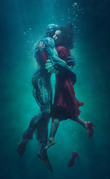 Film: The Shape of Water ~ An Táin Arts Centre & DkIT Tues 6th Nov