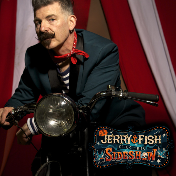 JERRY FISH on Saturday, 3rd November ~ Oriel Cente Dundalk Goal