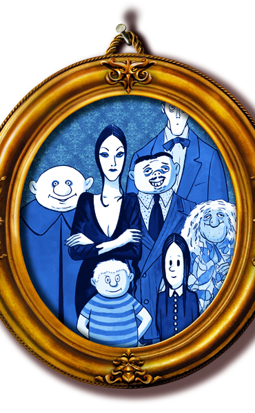 The Addams Family: Dundalk Musical Society ~ An Táin Arts Centre 10th-14th Oct