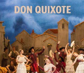 Don Quixote - LIVE from Royal Ballet ~ Dundalk Omniplex
