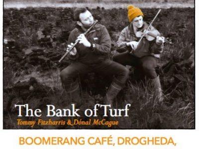 Donal McCague & Tommy Fitzharris ~ Oriel Cente Dundalk Goal