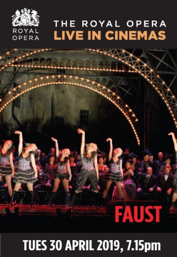 Faust - LIVE from Royal Opera ~ Dundalk Omniplex