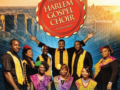 Harlem Gospel Choir ~ Carnbeg Hotel & Spa Wednesday 24th October