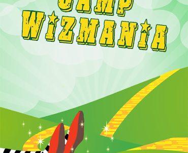 Camp Wizmania ~ An Táin Arts Centre Dundalk 8th - 19th July