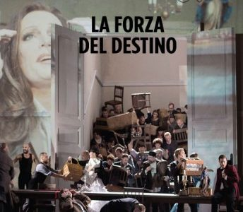 La Forza Del Destino - LIVE from Royal Opera ~Tues 2nd April Omniplex Dundalk