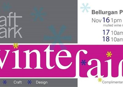 Louth Craftmark Winter Fair on 16th,17th & 18th November