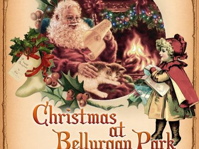 Christmas at Bellurgan Park 7th - 23rd December 2018