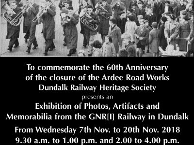 60th Anniversary of the closure of the Railway Works
