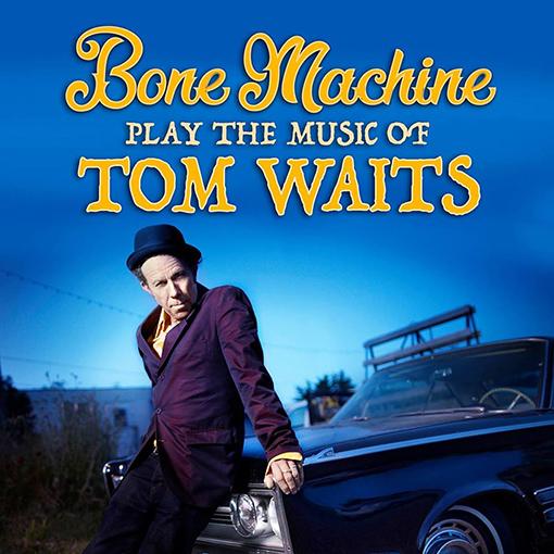 Bone Machine ~ The Spirit Store Friday 1st March Dundalk