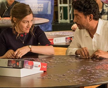 Film: Puzzle ~ An Táin Arts Centre Tuesday 12th March