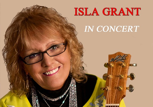 Isla Grant in Concert ~ Carrickdale Hotel & Spa Saturday 9th March