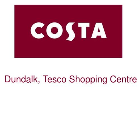costa-coffee Tesco Dundalk