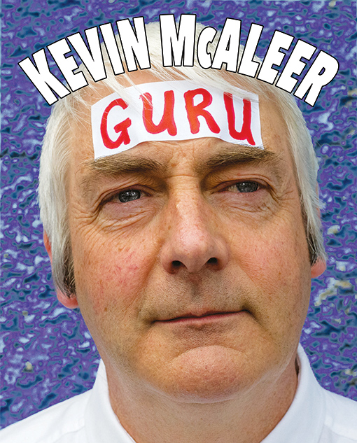 "Kevin McAleer ""Guru"" ~ The Spirit Store Saturday 9th February"