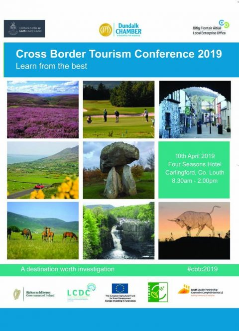 Cross Border Leaflet front cover